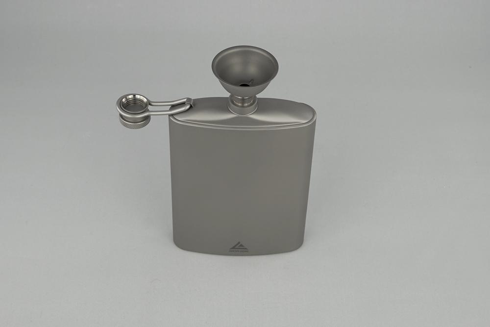 LG Titanium Flask