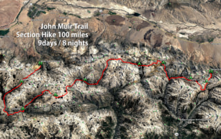 JMT Section Hike 2017