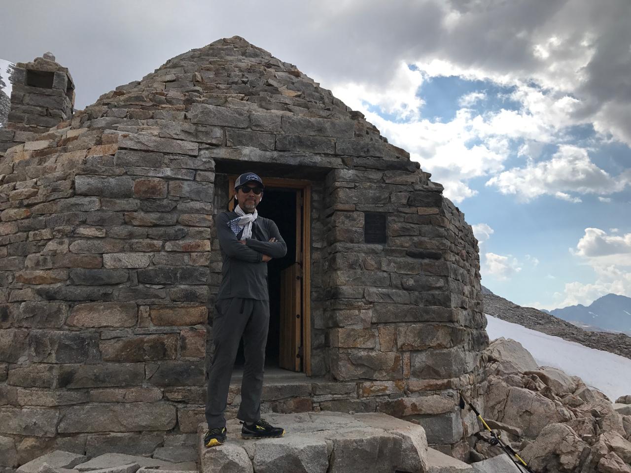 Muir Pass Hut