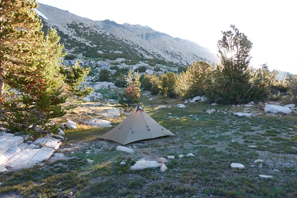 Khufu Hb at Camp 1