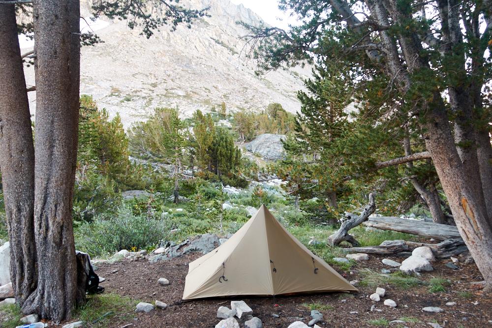 JMT camp3