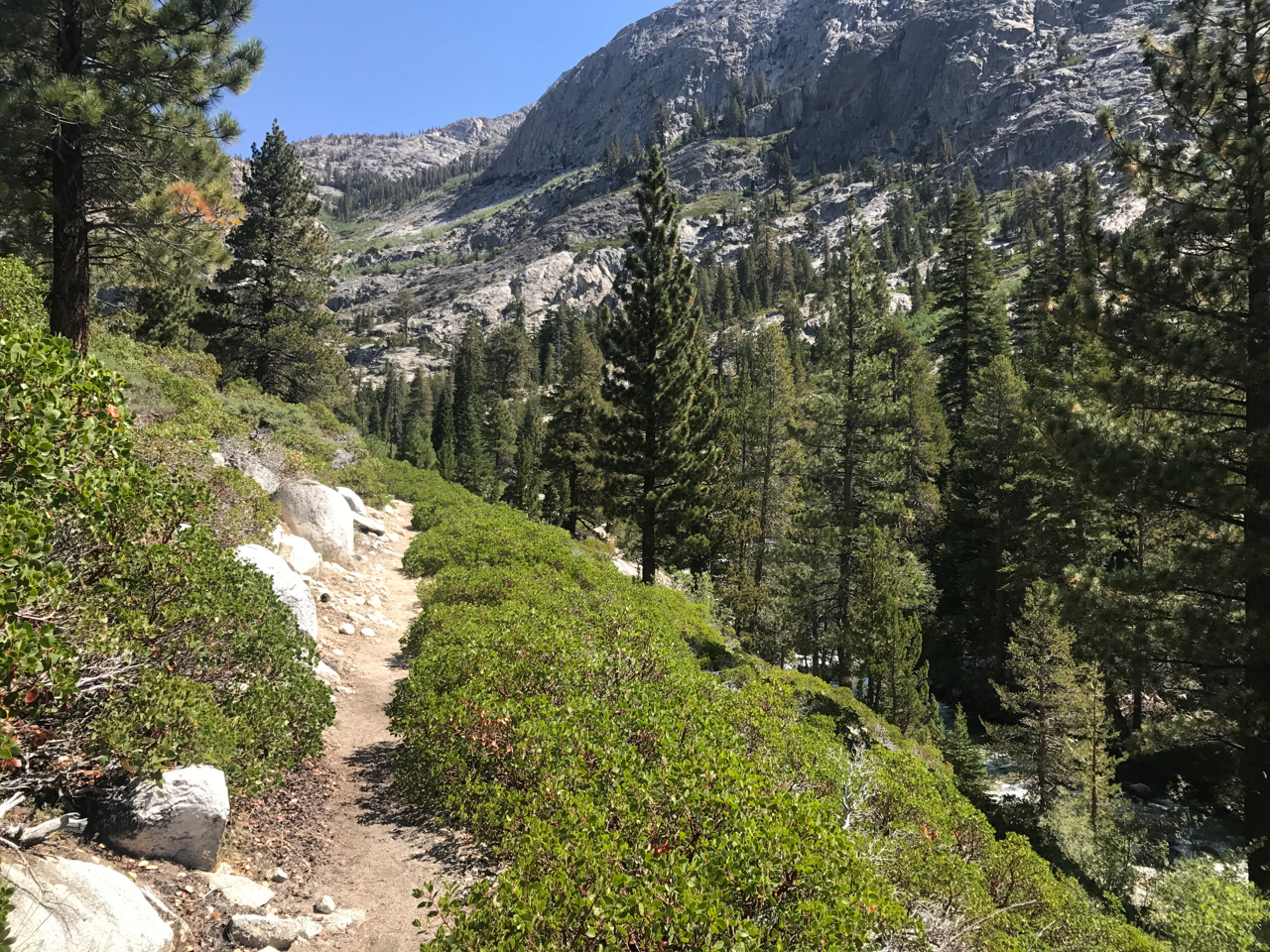 Piute Canyon Trail