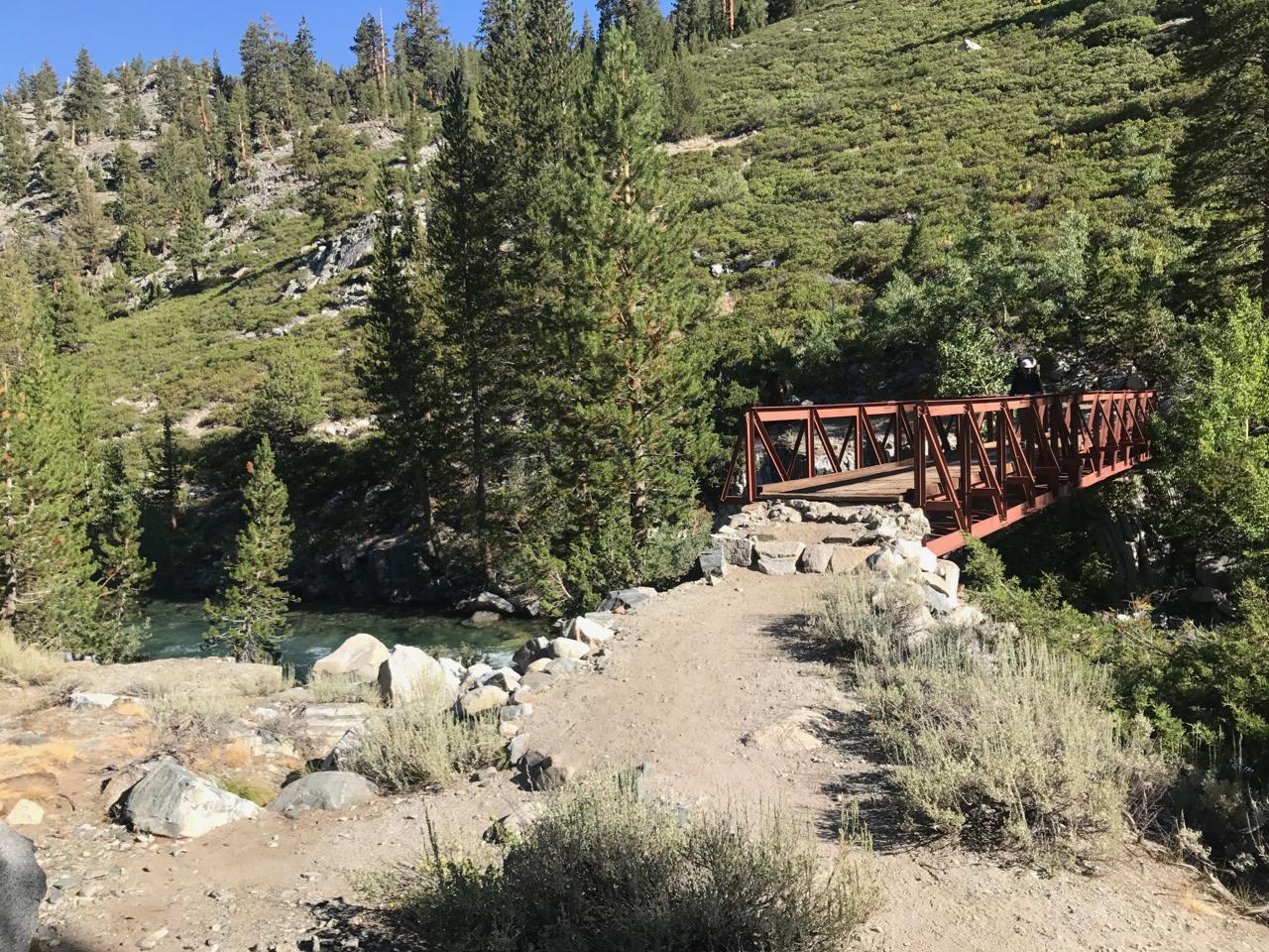 San Joaquin River bridge