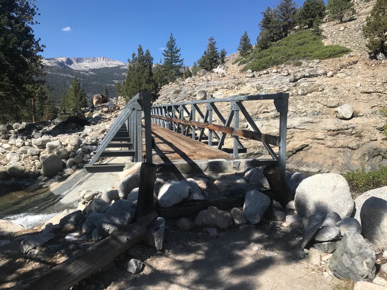 Piute Creek Bridge