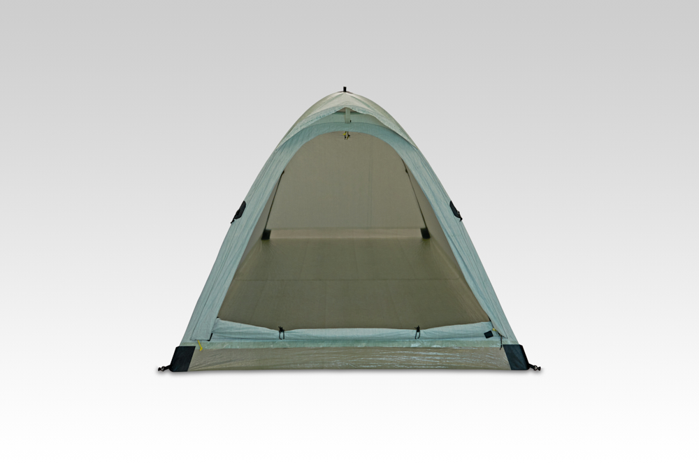 Djedi DCF-eVent Dome (Front Panel Opened / Mesh panel Closed)