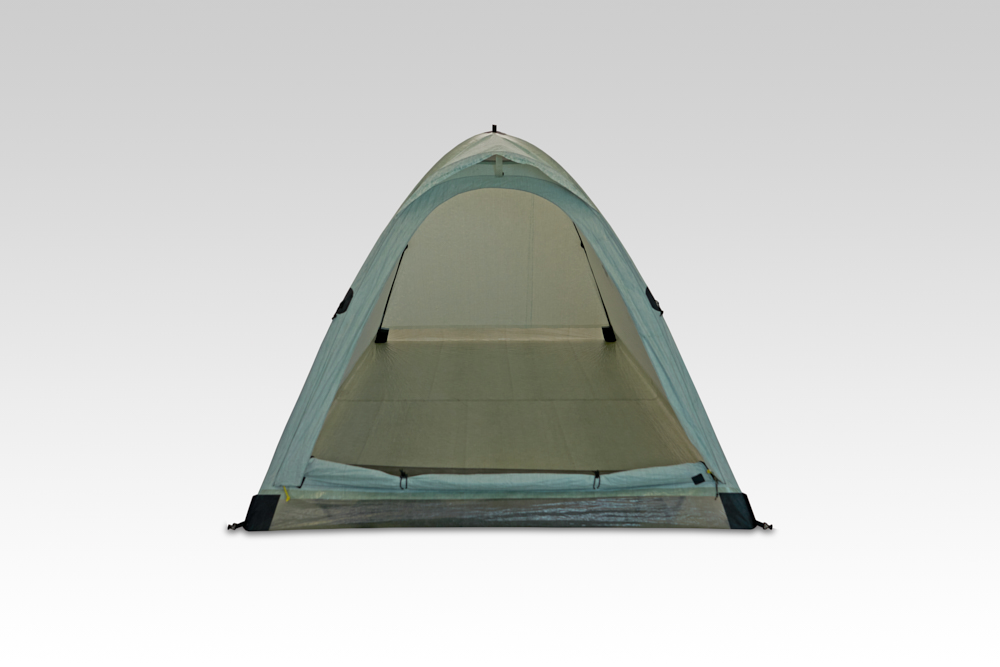 Djedi DCF-eVent Dome (Front panel and mesh panel both opened)