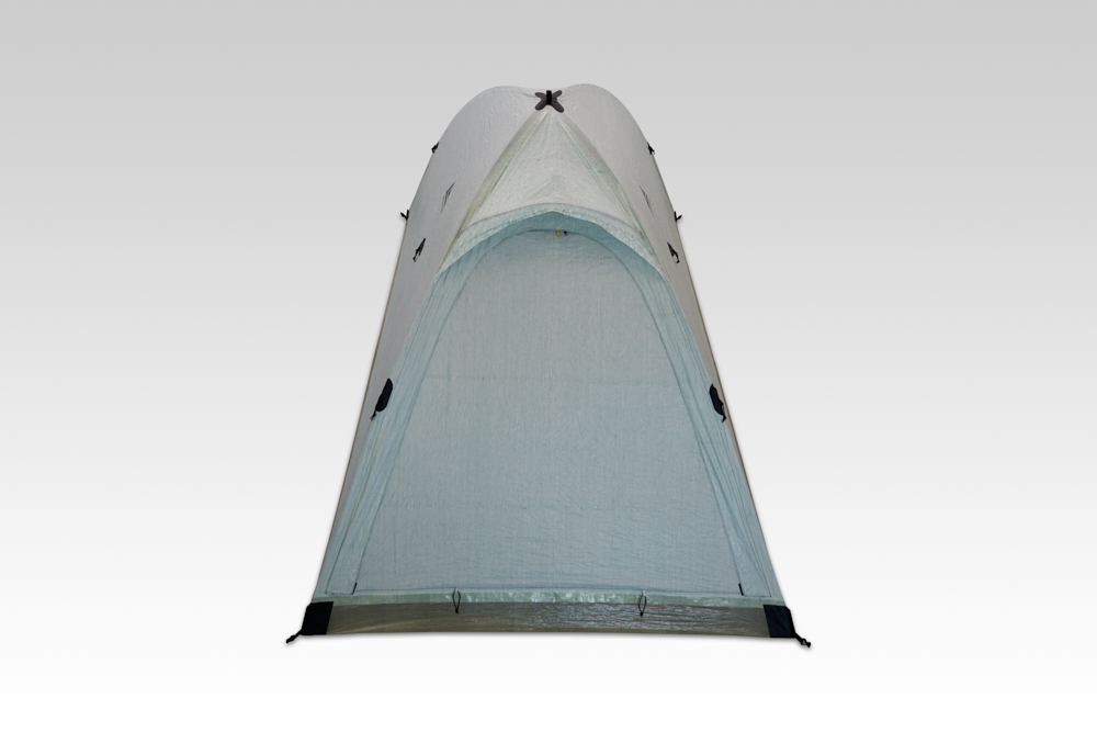 Djedi DCF-eVent Dome Upper Front View