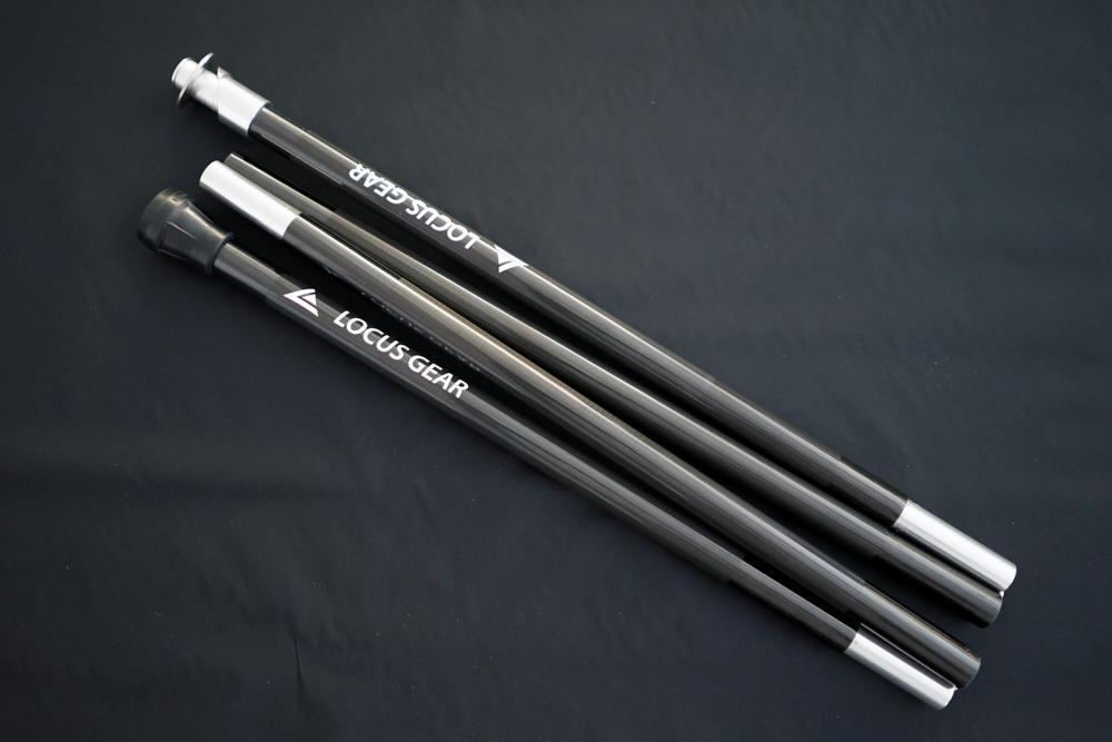 LOCUS GEAR Carbon Pole