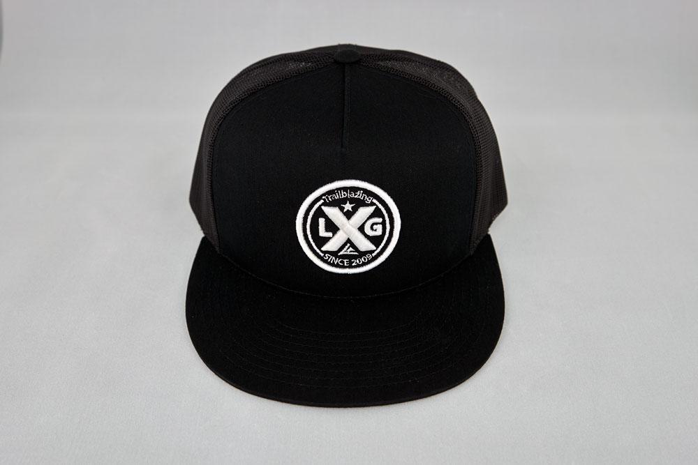 LOCUS GEAR X Logo Mesh Cap