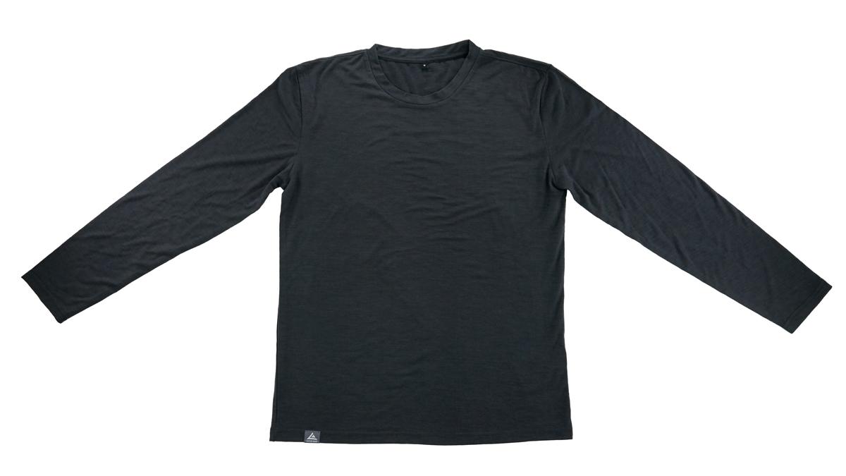 Khnum Merino Woll Long T-Shirts